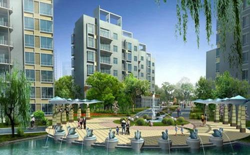 广州市保利紫薇花园(865户)