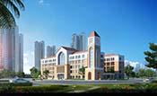 广州市南沙横沥安置区(1024户)