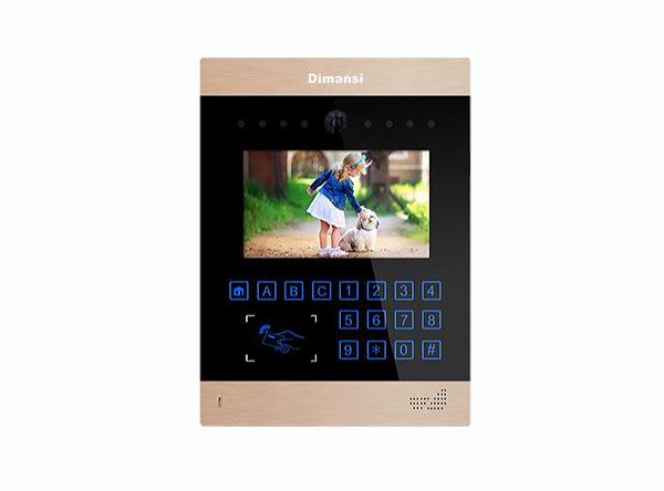数字人脸识别主机(DS01G款)